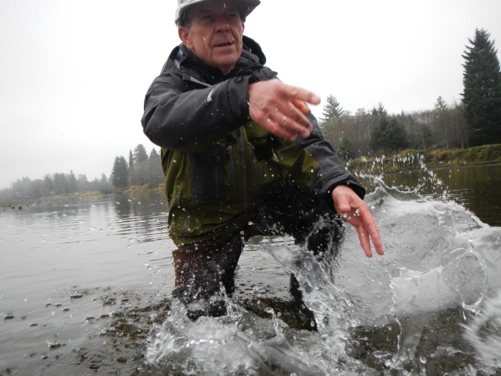 a salmon guides dream