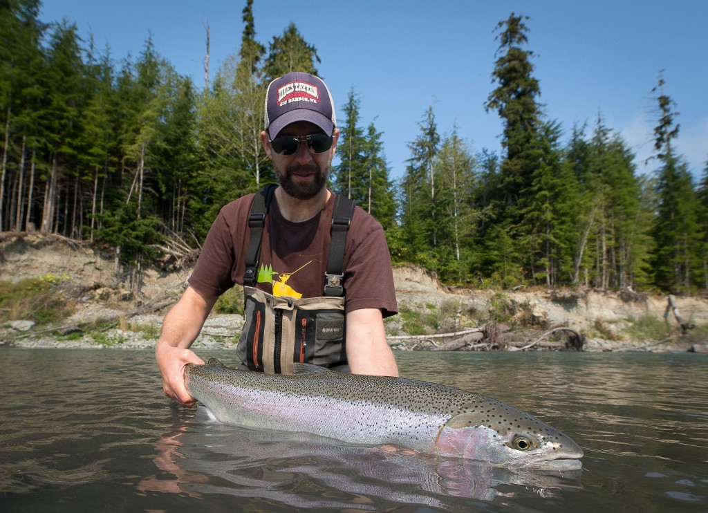 Wild summer steelhead