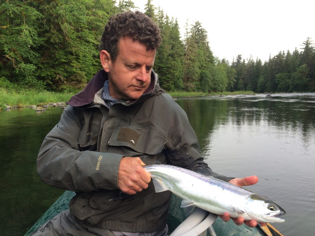 Sockeye are small but hard pullers