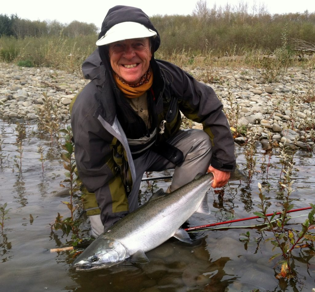 Spey fishing for Salmon workshop, extra day added, November 6th