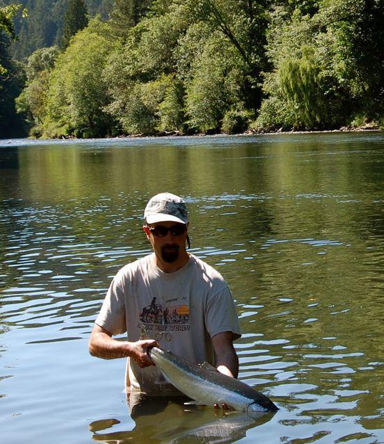 Summer workshops kalama dates fishing report for Kalama river fishing