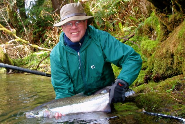 Last post of the season fishing report for Sol duc river fishing